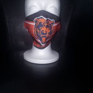 ❤3/$25 NEW Chicago Bears Face Mask❤
